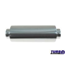 Sport kipufogó dob TurboWorks X113D 2,75'' 304SS